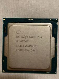 Intel Core i7-6700T 2.8GHz LGA1151 Quad Core CPU Processor SR2L3