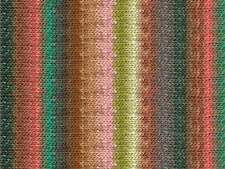 NORO ::Silk Garden Lite #2083:: mohair silk wool yarn Peach-Jade-Nut-Forest-Rose