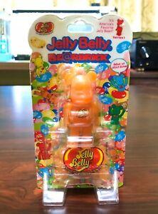Be@rbrick Medicom Bearbrick  Rare  jelly belly 100% unopend 2004 vintage