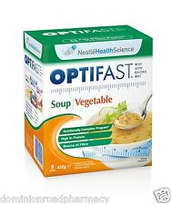 Optifast VLCD Soup Sachets Mixed Vegetable 54g x 16 -- Dominionroadpharmacy