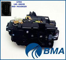 VW PASSAT B5 FRONT LEFT DOOR LOCK MECHANISM MOTOR ACTUATOR 3B1837015A