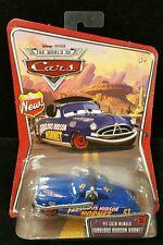 Disney Pixar  Movie CARS- New-33 PIT CREW MEMEBER FABULOUS HUDSON HORNET