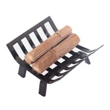 1/12 Dollhouse Furniture Metal Rack with Firewood for Living Room Fireplace C4D4