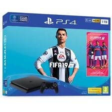 Sony PlayStation 4 1TB Console with Fifa 19 PS4 BRAND NEW