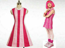 Lazytown Stephanie Meanswell Cosplay Costume