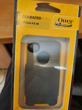 OtterBox Commuter Phone Case - Apple iPhone 4 & 4S Gray/Yellow