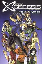 COMIC GENESIS SPECIAL (2007 Series) #1 FCBD Near Mint Comics Book