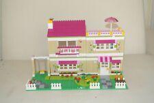 LEGO Friends : set  3315 / La villa maison  ( a voir )