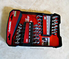 HUSKY 12-Piece pc  Stubby Combination Wrench Set NEW Fast Priority Mail