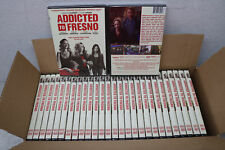 30x Lot - New Sealed Case Addicted to Fresno (DVD, 2017)