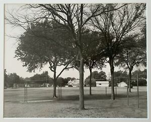 "Frank Gohlke ""Playground...Texas"" Silver Gelatin Signed Numbered (3/35)"