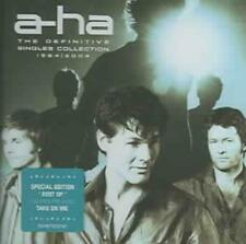 A-HA - DEFINITIVE SINGLES COLLECTION NEW CD