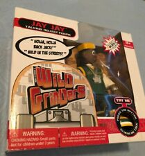 Wild Grinders Jay Jay Talking Deluxe Action Figure New