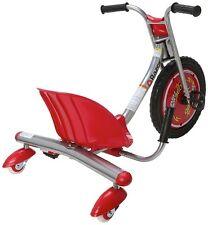 Razor Tricycle Red Bike Caster Wheels Spark Bar Cartridge Kid Ride On Toy Trike