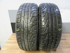 2x WINTERREIFEN 205/55 R16 91 H  + Pirelli SCOTTOZERO + DOT 4011 & 4111