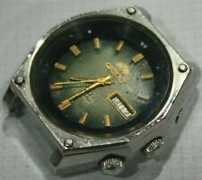 Orient KD Cyrystal movement vintage special gentleman replacement day date rare