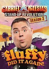 Gabriel Iglesias - Stand Up Revolution Season 2 (DVD, 2013) Region Free