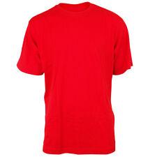 Hommes Nike Retro coton Rouge T-shirt Course Athlétisme Top L