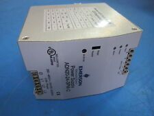 Emerson Network Power Supply ADN20-24-3PM-C 380-480v 3W+PE 0.9A/Phase
