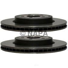 Disc Brake Pad and Rotor Kit-HEMI, 16 Valves Front NAPA/FLEET BRAKE PARTS-FLT