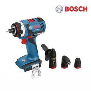 Bosch GSR18V-EC FC2  18V FlexiClick Cordless Drill Driver / Body Only