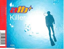 ATB - Killer CDM 3TR (CD2) Trance 2000 UK Release (Ministry of sound)