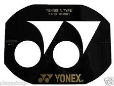 Yonex Tenis esténcil de tarjeta para 90 A 99 Pulgadas-Uk libre de envío