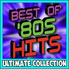 Best of the 80's Music Videos * 15 Dvd Set * 580 Classics ! Pop Rock R&B Hits !