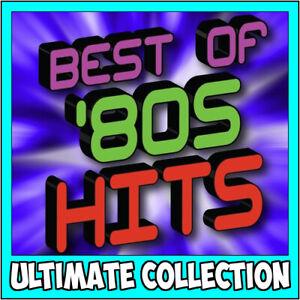 Best of the 80's Music Videos * 15 DVD Set * 580 Classics ! Pop Rock R&B Hits !