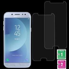 3x Samsung Galaxy J5 / 2017 Displayschutz Glas 9H Panzerglas Echt Glasfolie Klar