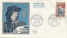FRANCE FDC - 1445 1 CHARLES D'ORLEANS - PARIS PJ 20 Février 1965 - LUXE
