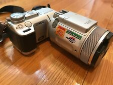 Sony Cyber-shot DSC-F717 5.0 MP Digital Camera - Silver