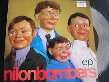 """NILONBOMBERS EP LIMITED EDITION NUMBERED 0276 NUOVO! EP 10"""" POLLICI"""