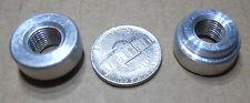 "1/8"" female NPT 5 FIve PIECES Weld Bung  Fitting Billet Aluminum 6061 ALUMINUM"