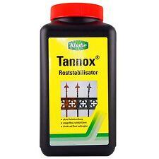 Tannox 1Liter Rostumwandler Rostschutz Rostentferner auch unter Autolack FreiHau