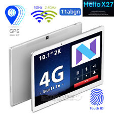 """10.1"""" 2K 4G Phablet Teclast Master T20S 4Gb 64GB Tablet PC GPS Touch ID 5G Wifi"""