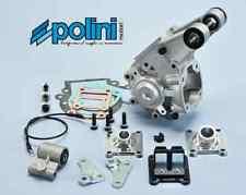 Carter moteur POLINI PEUGEOT 103 SPX 104 105 GL10 pipe boite clapet NEUF