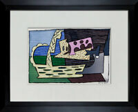 Pablo PICASSO Limited Edition Lithograph - The Basket 1920 | Signed
