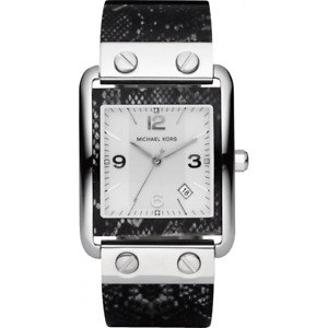 Michael Kors MK4238 Python-pattern Acetate Ladies Watch