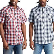 7069716e6 True Religion Western 100% Cotton Casual Shirts for Men for sale