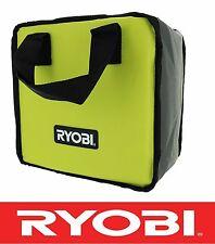 1) NEW RYOBI TOOL BAG (10X10X6) CASE FOR DRILL IMPACT & BATTERY 18 V 18 VOLT