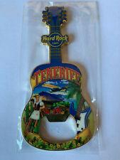 Hard Rock Cafe Tenerife Guitar Bottle Opener Magnet !! Awesome !!