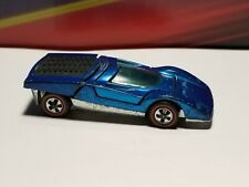 Hot Wheels Redline Ferrari 512s blue