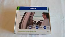 NEW Nokia CK-15W BLUETOOTH HANDSFREE CAR KIT FOR MOST BLUETOOTH MOBILE PHONES