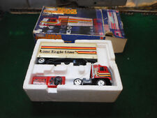 Mattel Tractor Trailer Drive Command Remote Control Not Working For Display...