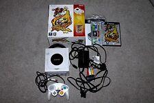 Nintendo Gamecube - Mario Smash Football Pak Limited Boxed Console - VGC - RARE