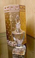 Vintage CHARLES OF THE RITZ Perfume Bottle 3/8 oz (1948)