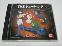 PlayStation GATCHAMAN THE SHOOTING PS1 JAPAN Import