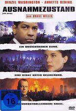 DVD - Ausnahmezustand - Denzel Washington & Annette Bening