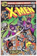 UNCANNY X-MEN#98 VF 1976 MARVEL BRONZE AGE COMICS